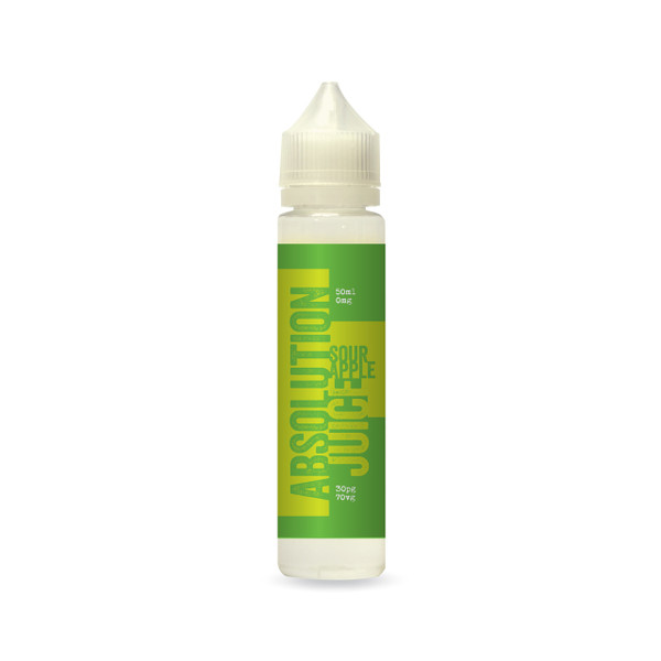 Absolution Juice  - Sour Apple 50ml 0mg