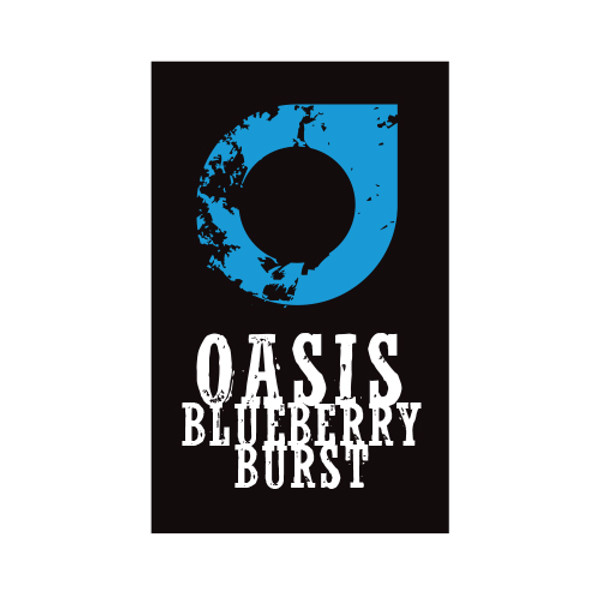 Oasis - Blueberry Burst