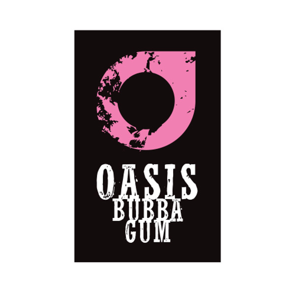 Oasis - Bubba Gum