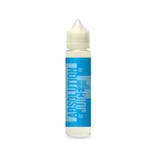 Absolution Juice  - Blue Slush 50ml 0mg