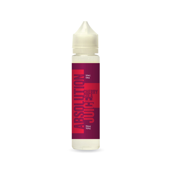 Absolution Juice  - Cherry Cola 50ml 0mg