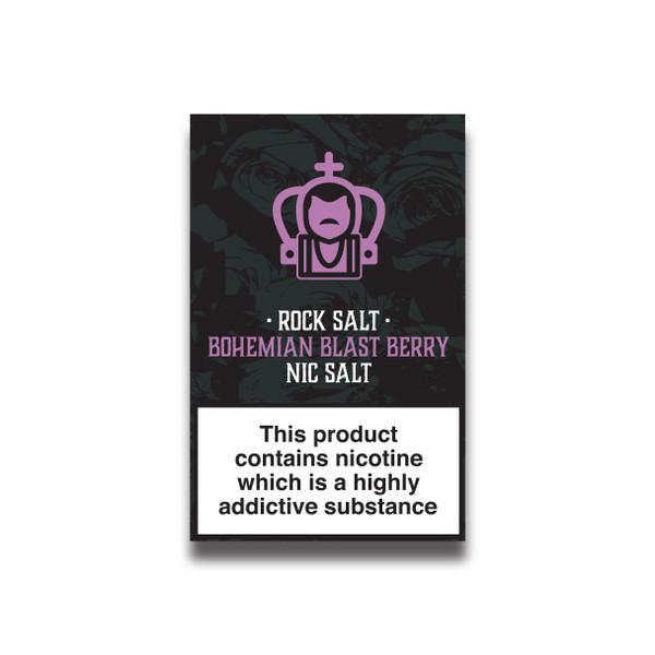 Rock Salt - Bohemian Blast Berry