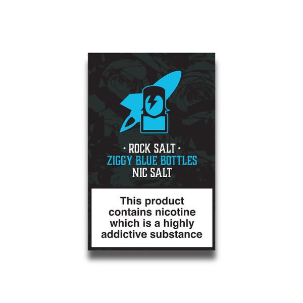 Rock Salt - Ziggy Blue Bottles