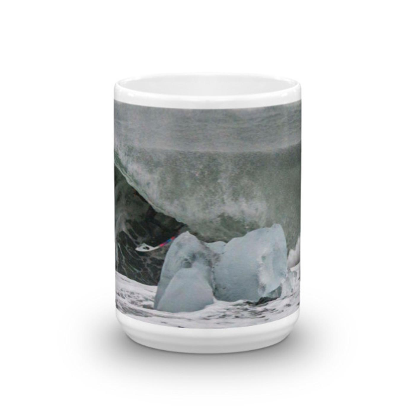 Ian Battrick Ice Barrel Mug