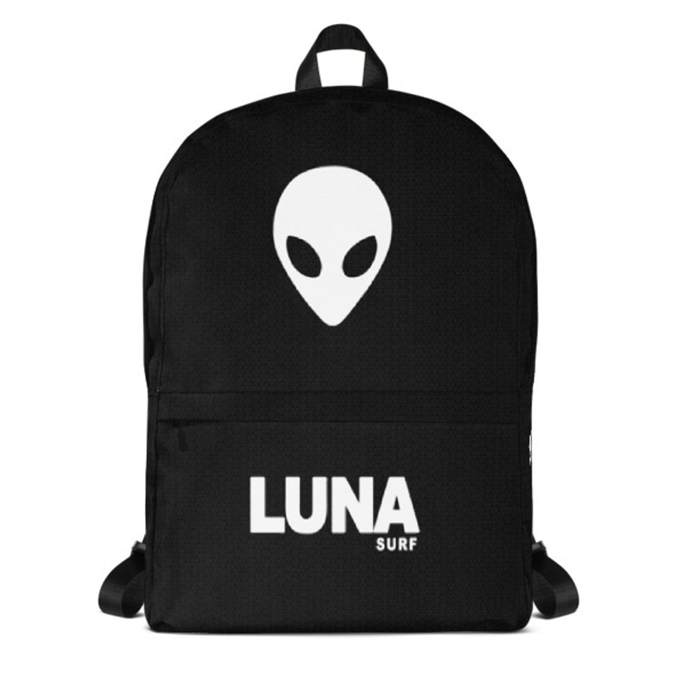 Lunasurf Logo Backpack