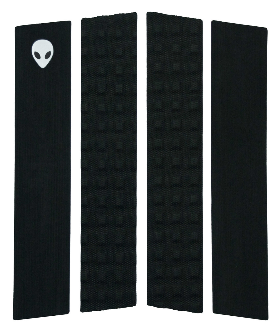 Lunasurf 4 piece front pad mixed groove