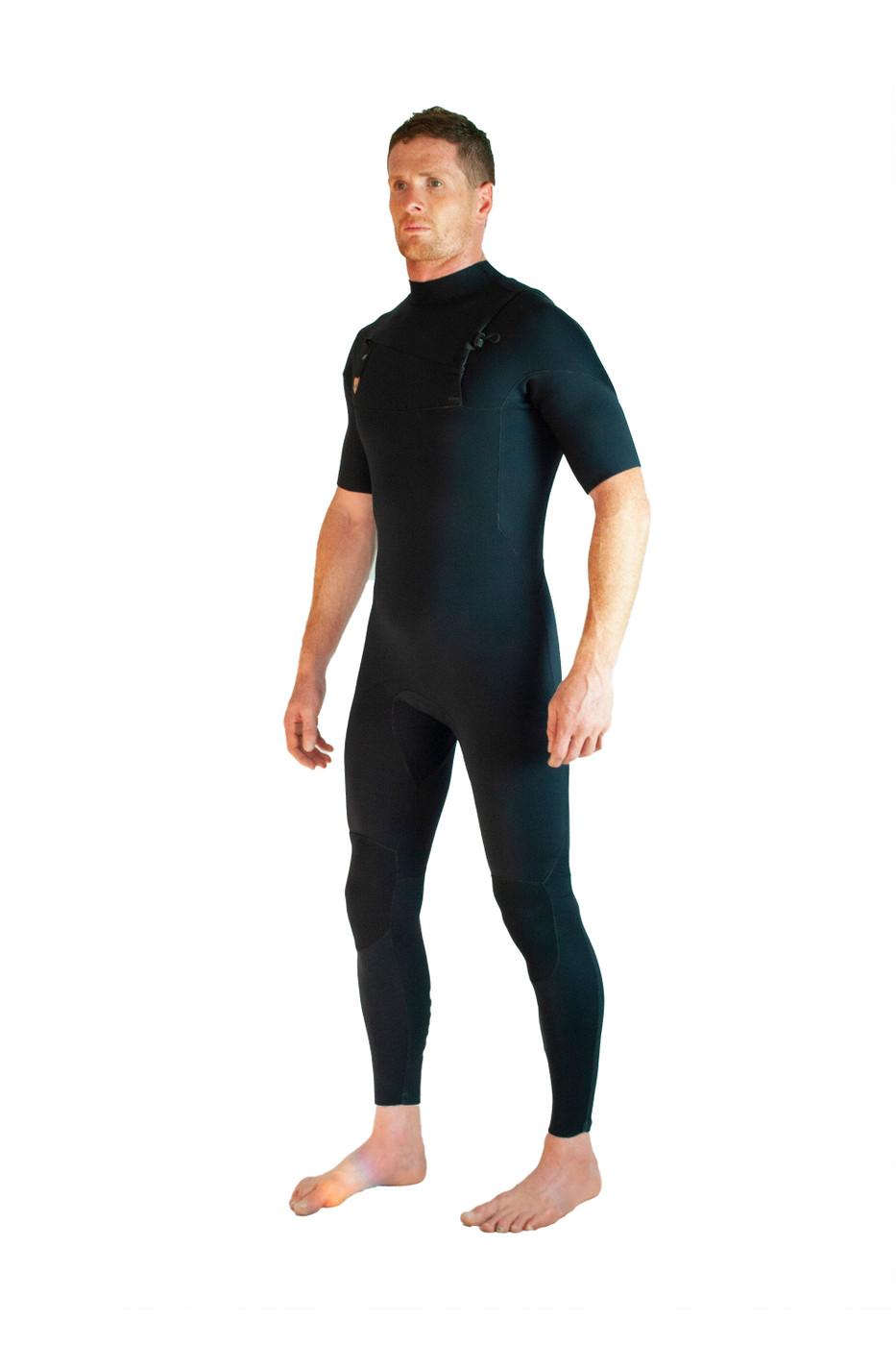 Lunasurf 2mm short arm summer wetsuit
