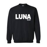 Luna Text Logo Sweatshirt