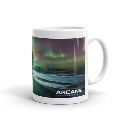 Arcane Wetsuit Mug