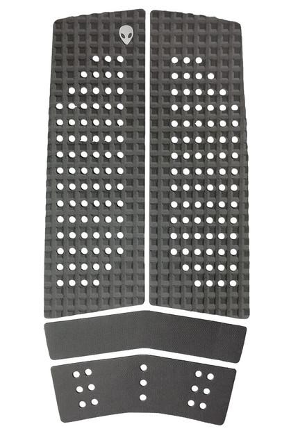 4 Piece front foot pad ash grey