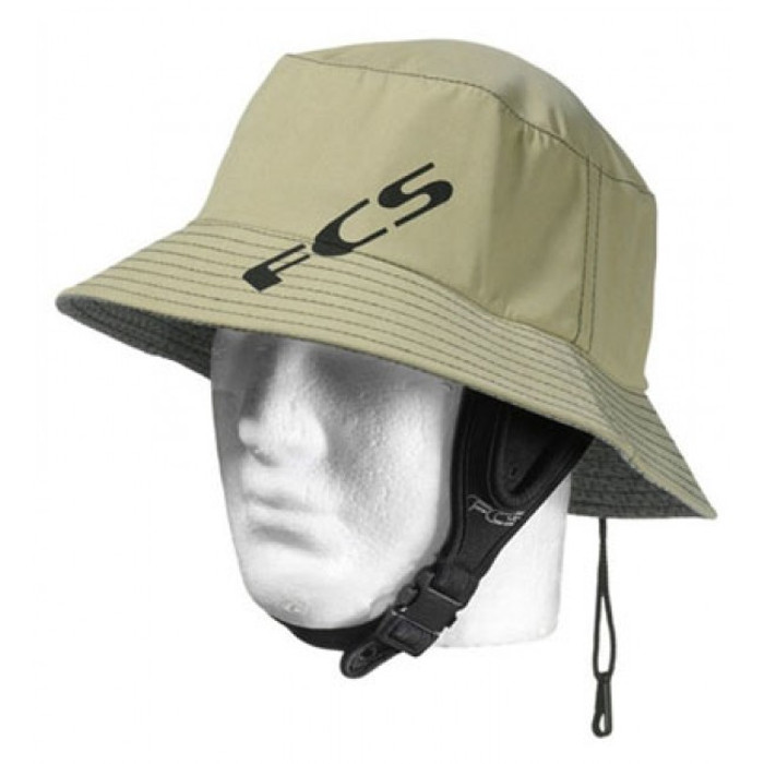 FCS Wet Bucket Hat Sand