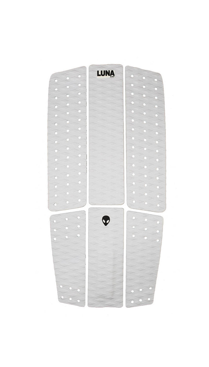 front foot pad white
