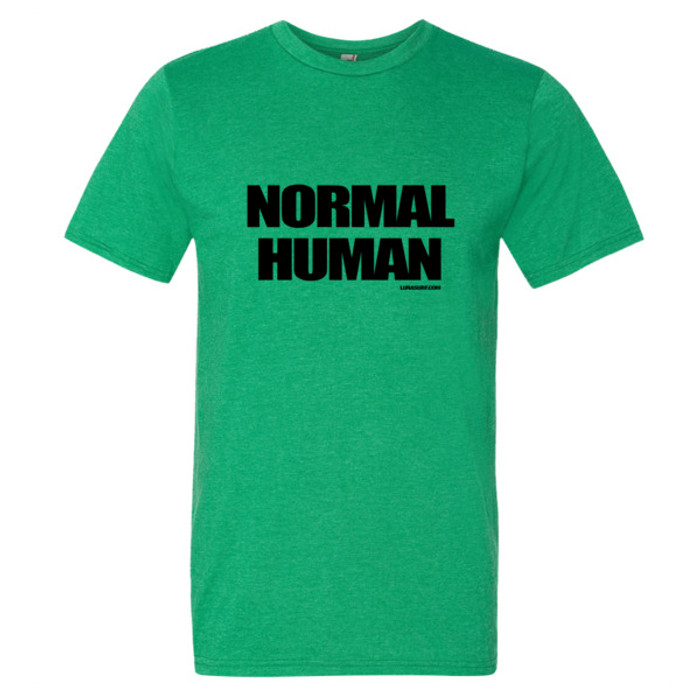 Normal Human Short sleeve t-shirt