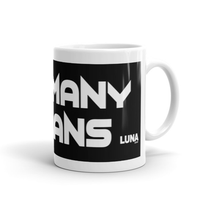 Too Many Humans Mug
