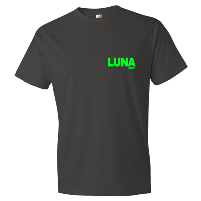 Luna Back Alien Logo Short sleeve t-shirt