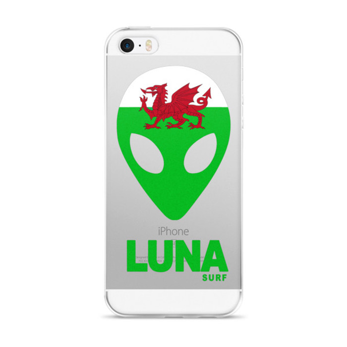 Luna Wales iPhone case