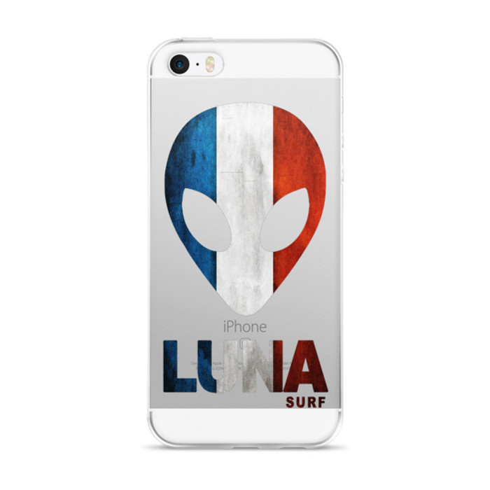Luna Tricolour France iPhone case