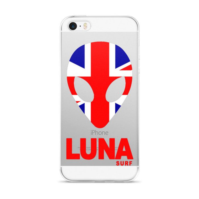Luna Union Jack iPhone case