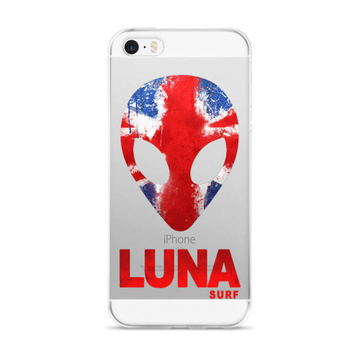 Luna UK iPhone case