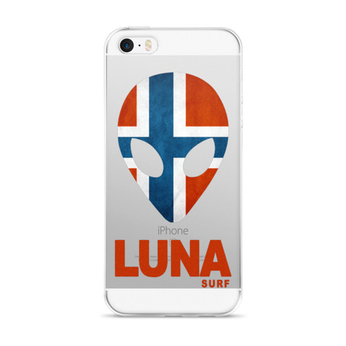 Luna Norway iPhone case