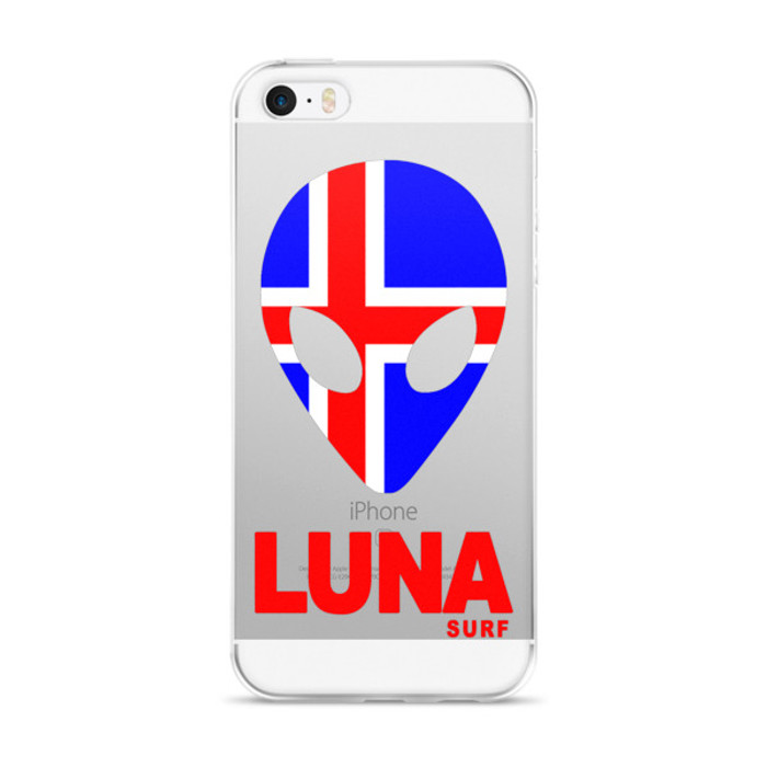 Luna Iceland iPhone case