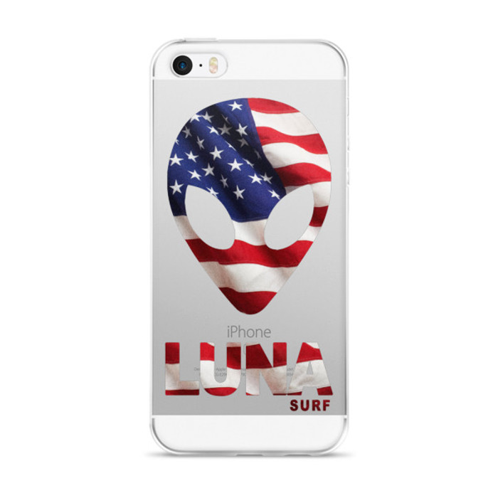 Luna USA iPhone case
