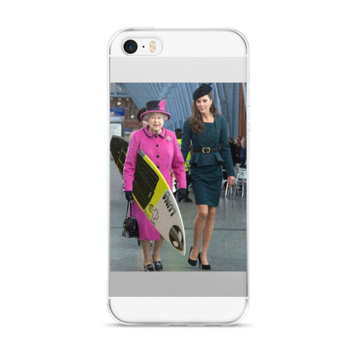 Luna Queen iPhone case