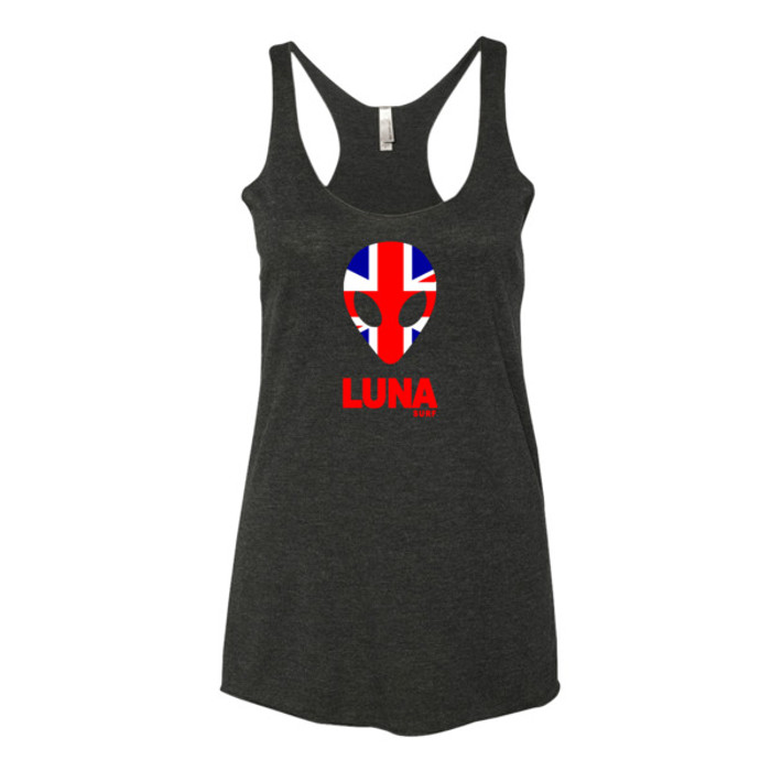 Luna Union Jack Women's tank top
