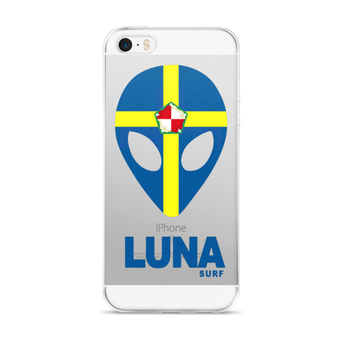 Luna Pembrokeshire iPhone case