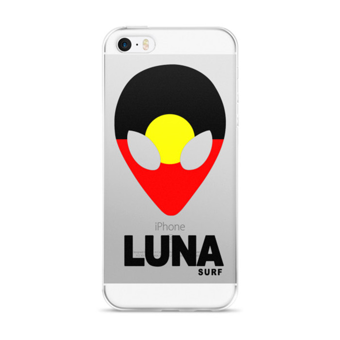 Luna Aboriginal iPhone case