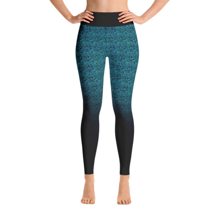 Luna Cell Yoga Leggings