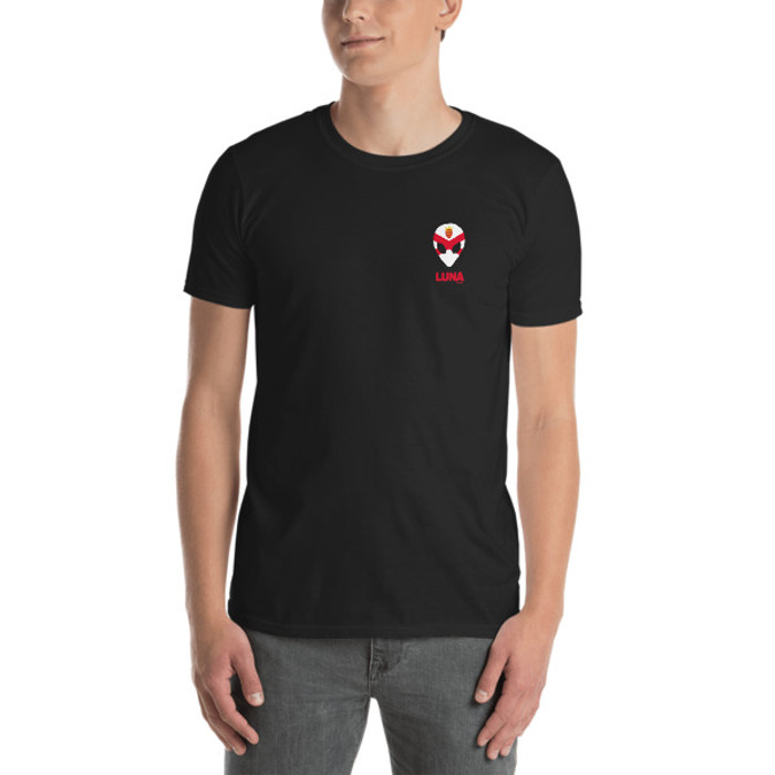 Jersey Alien Head Short-Sleeve Unisex T-Shirt