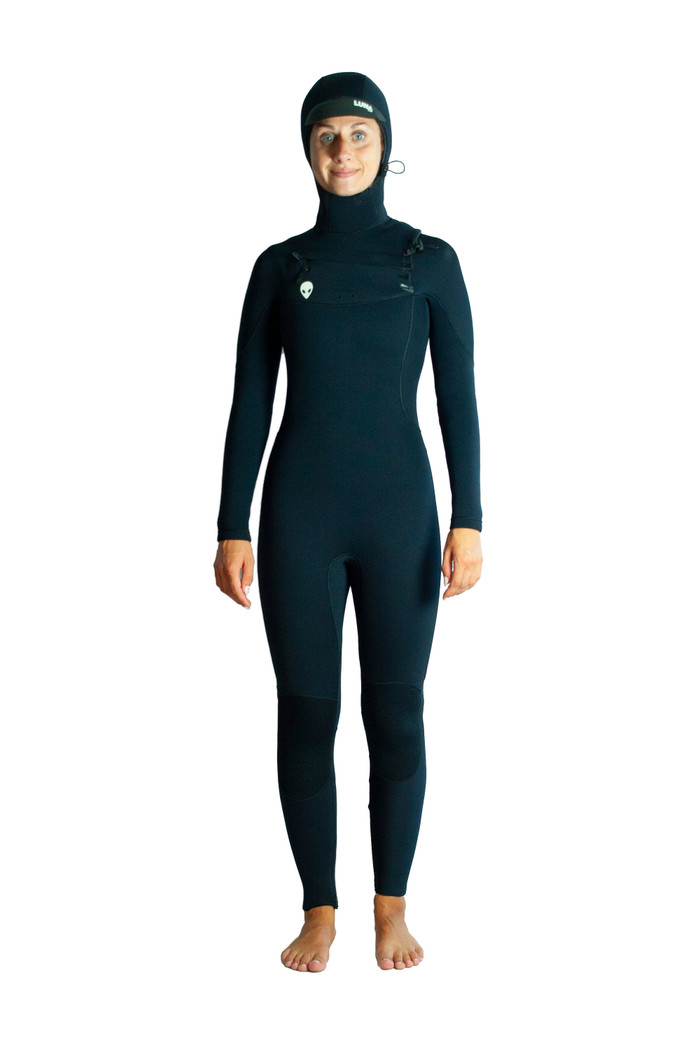 Ultimate cold water wetsuit women