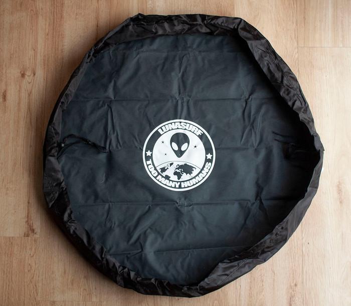 Luna surf change mat wetsuit bag