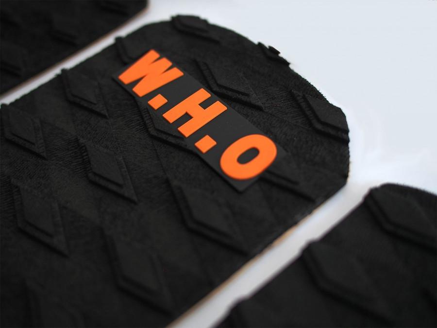 Hughes Oyarzabal Signature front foot pad