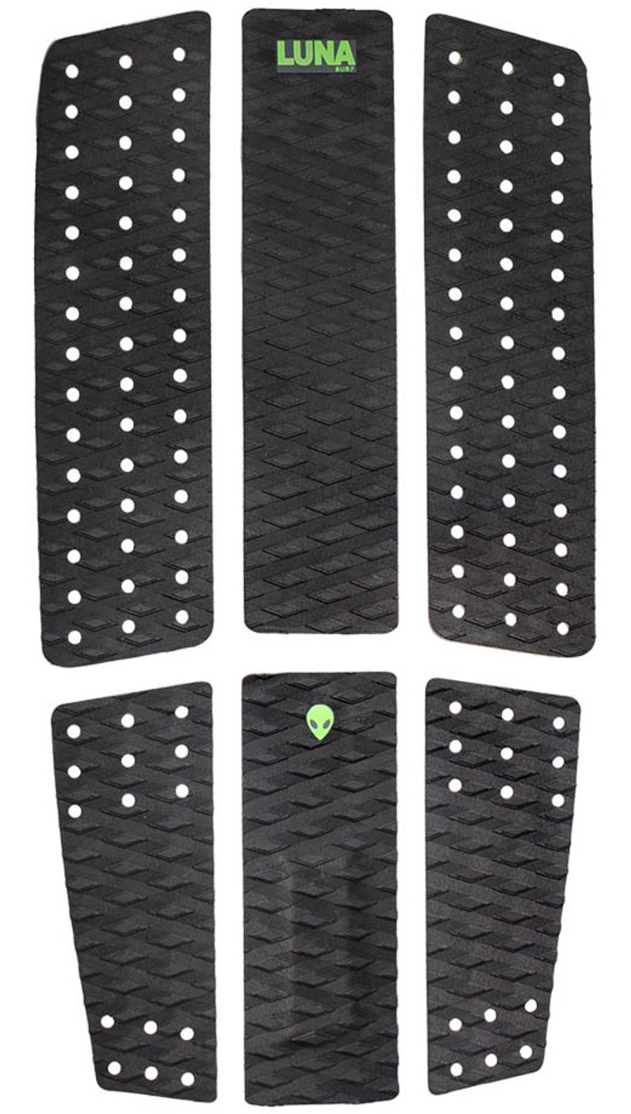 6 piece front foot traction surf