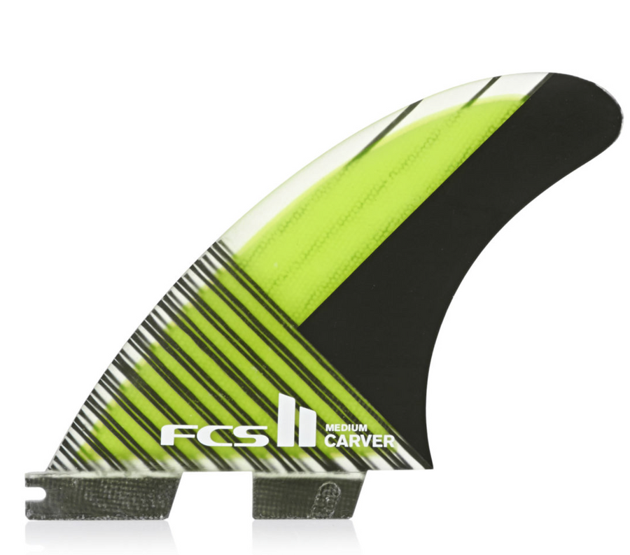 fcs carver medium fins