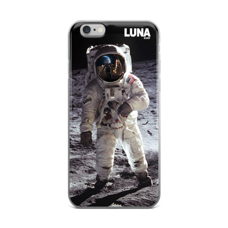 Alien Contact iPhone case