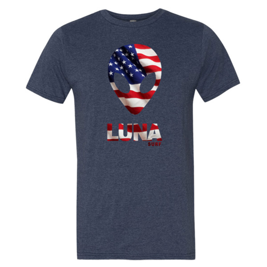 LUNA USA Short sleeve t-shirt