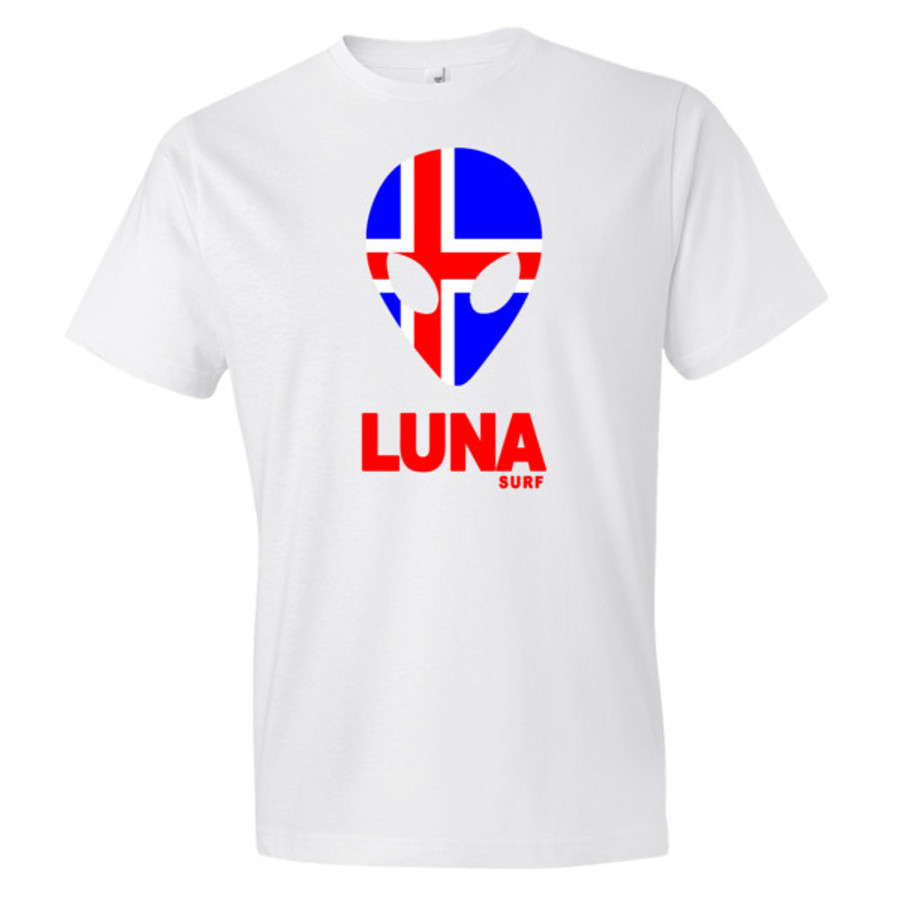 Luna Iceland Short sleeve t-shirt