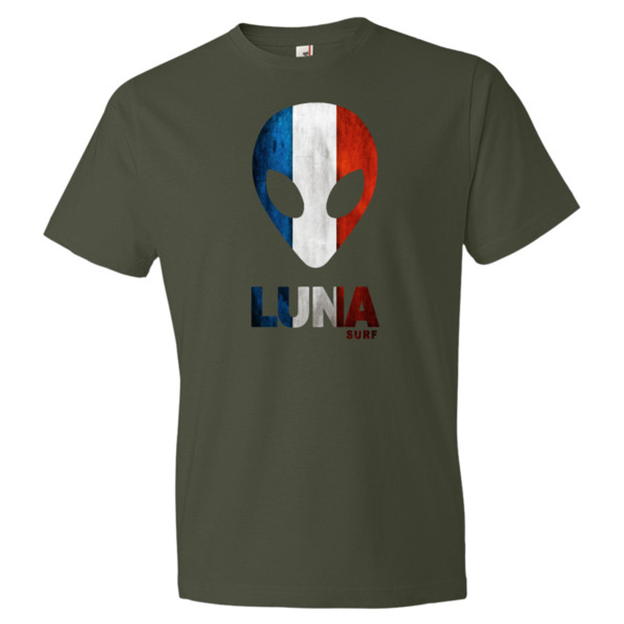 Luna France Short sleeve t-shirt