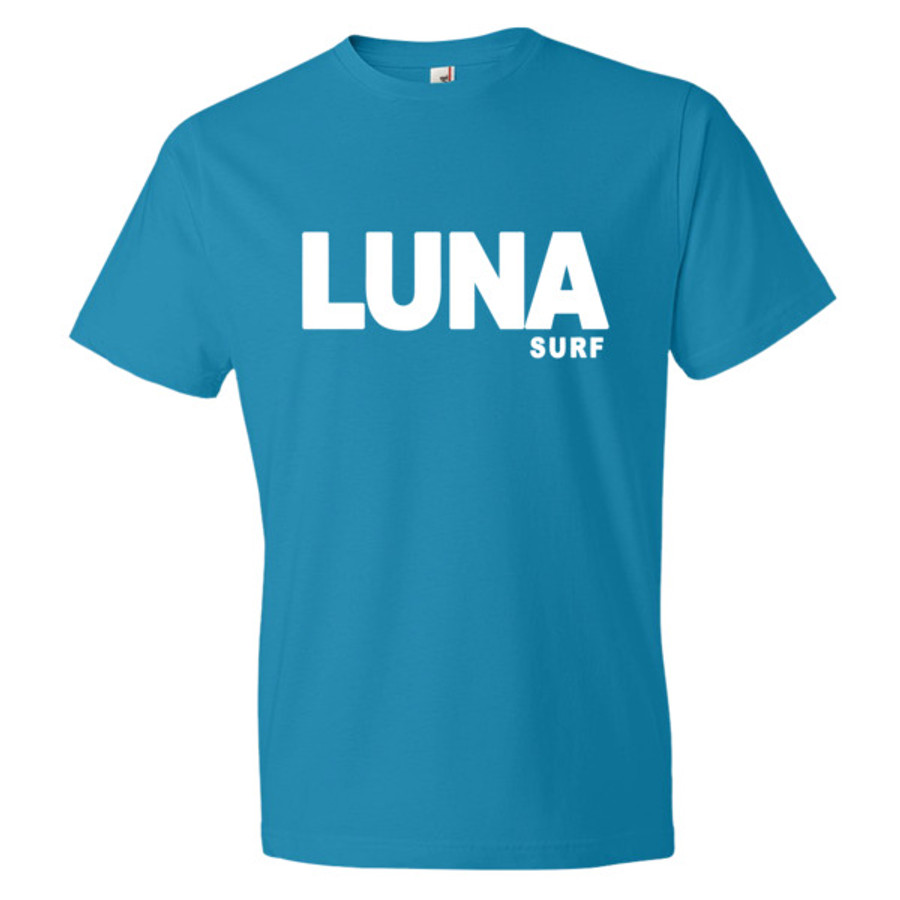 Lunasurf Logo Short sleeve t-shirt