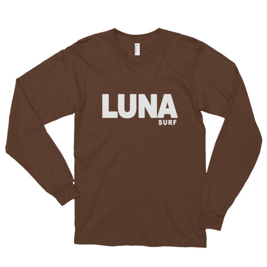 Luna Logo Long sleeve t-shirt (unisex)
