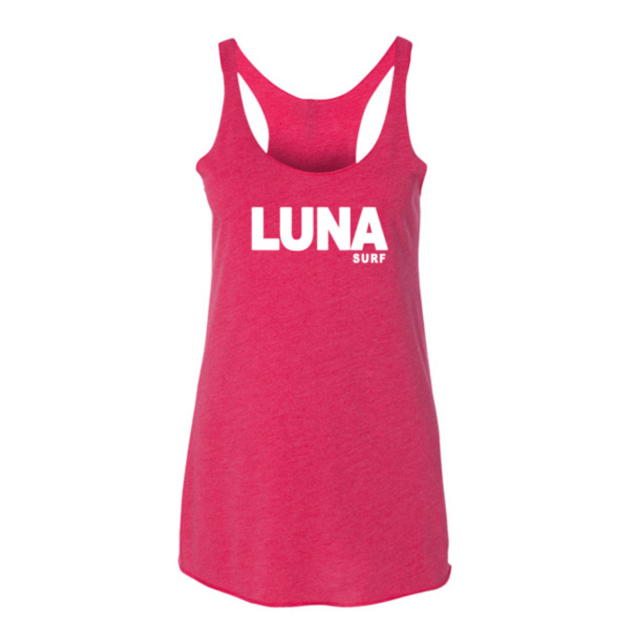 Luna Large Logo Women's tank top
