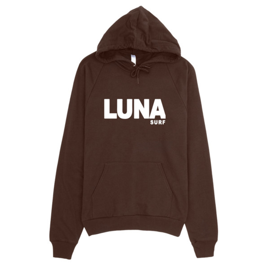 Luna Text Logo Hoodie