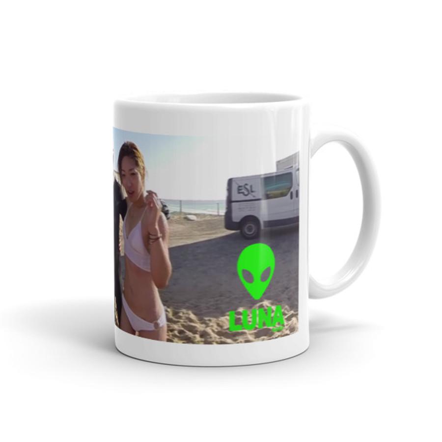 Sfath 'Voyage Voyage' Mug