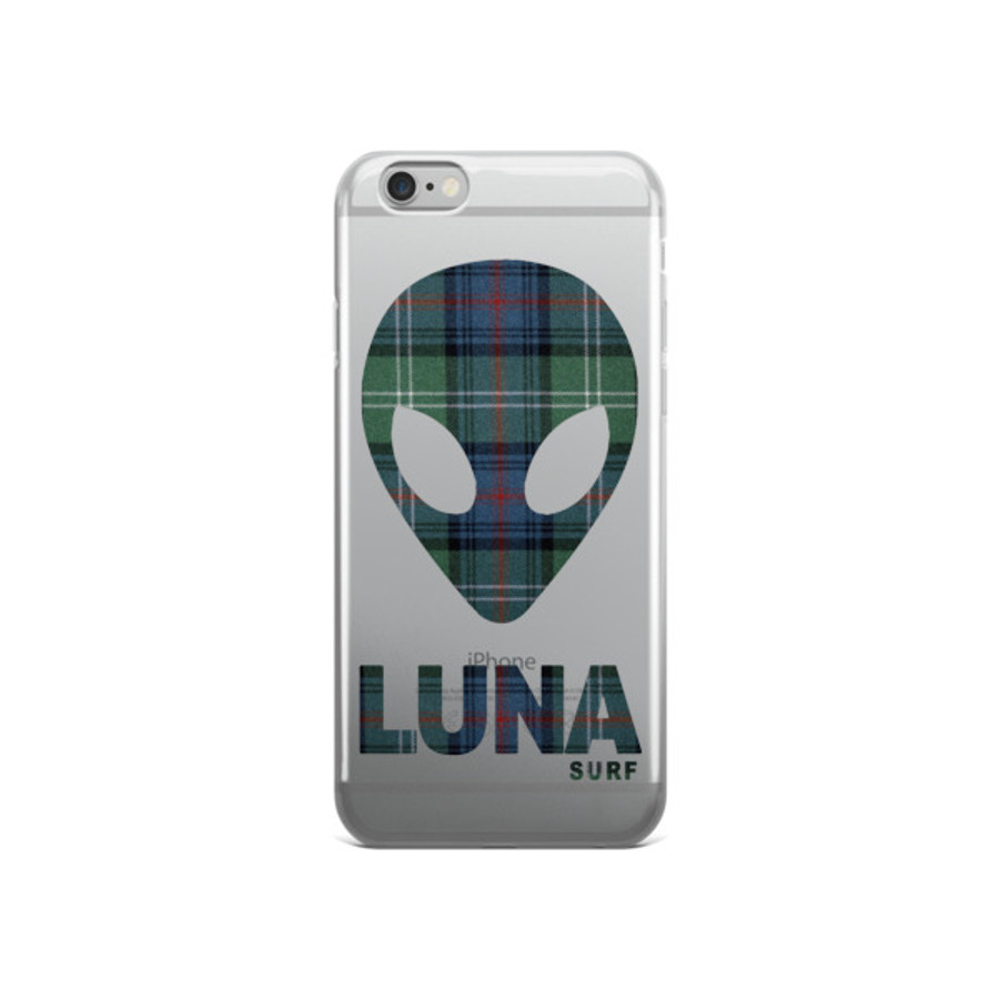 Luna Tartan iPhone case