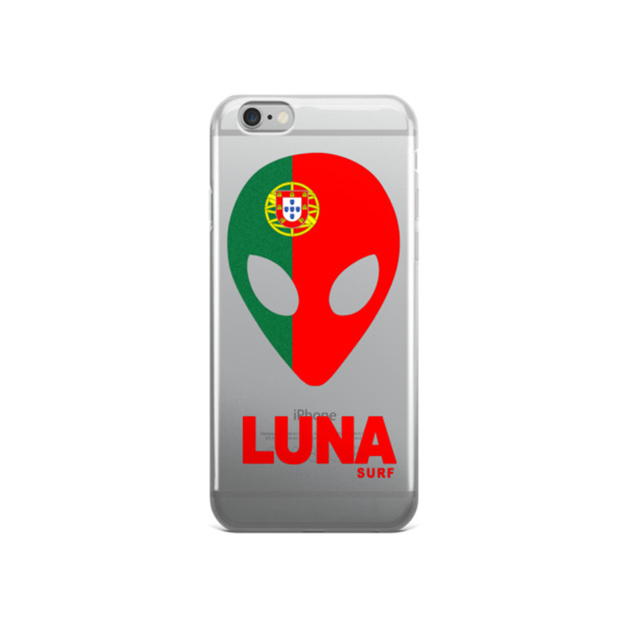 Luna Portugal iPhone case