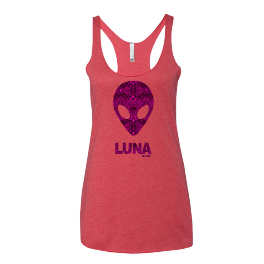 Luna Alien Women's tank top