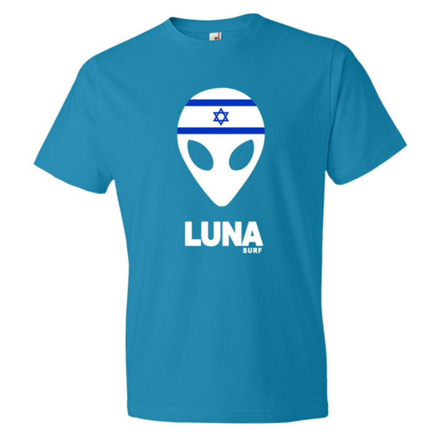 Luna Israel Short sleeve t-shirt